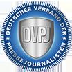 Siegel des deutschen Verbands der Pressejournalisten